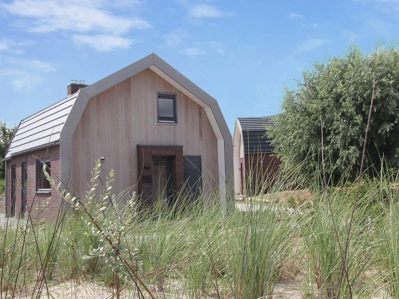 Stunning, new villa with sauna, surrounded by dunes and near the sea, holiday rental in Egmond aan den Hoef