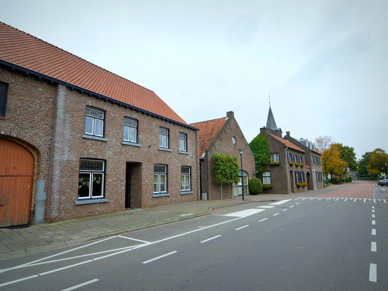 Cozy apartment in Roasting, located near the Belgian border, alquiler vacacional en Maaseik