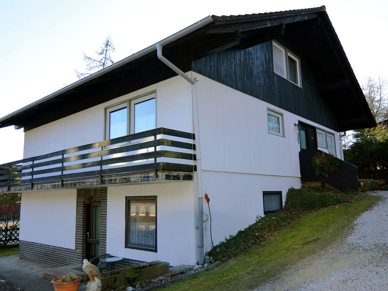 Central and quiet apartment at the edge of the forest, vacation rental in Hahnenklee-Bockswiese