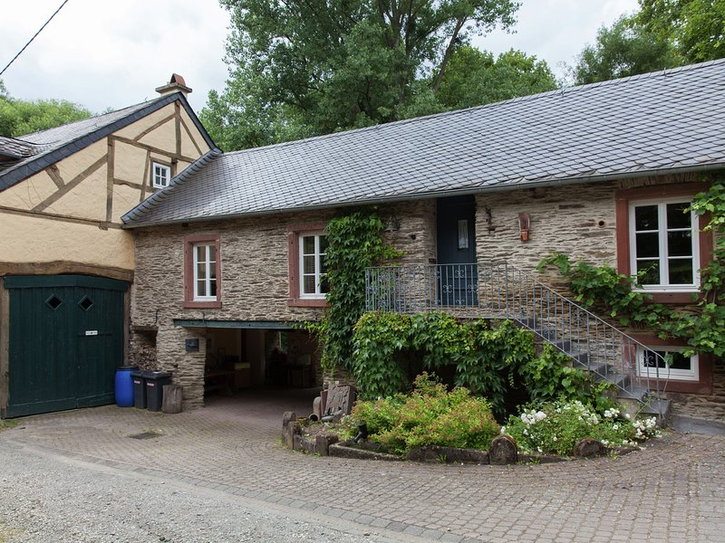 Enjoy a holiday in a former mill by the River Mosel., vacation rental in Lieser