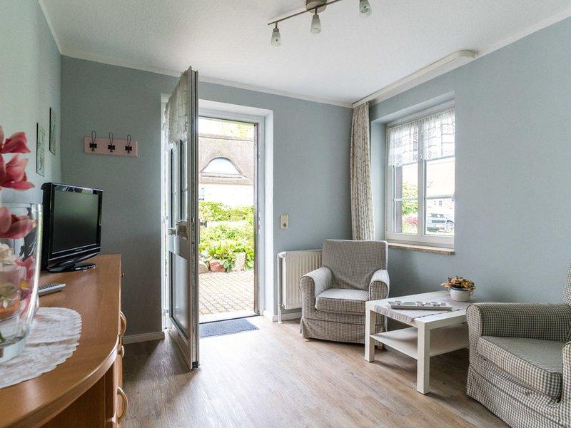 Elegant Apartment in Wohlenberg with garden seating, location de vacances à Wohlenberg