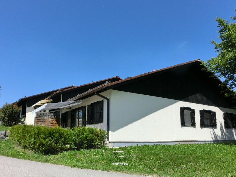 Modern Holiday Home in Lechbruck with Terrace, holiday rental in Dietringen