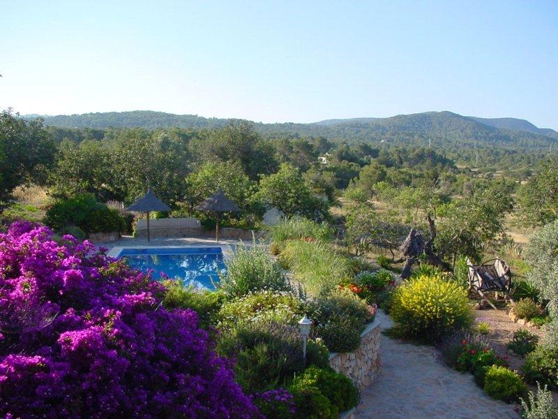 Modern Villa in St Josep de sa Talaia with Swimming Pool, holiday rental in Sant Antoni de Portmany