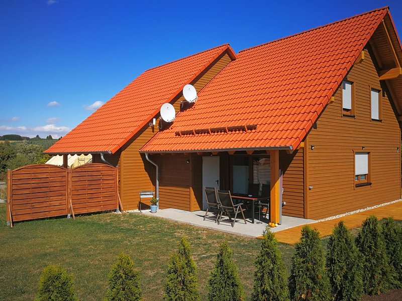 Modern Holiday Home in Hasselfelde with Private Garden, holiday rental in Stiege