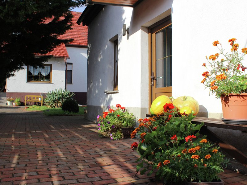 Quaint Holiday Home in Schenkendöbern on a farm, vacation rental in Chlebice