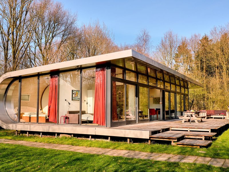Cosy Bungalow in Noordwolde Amidst the Forest, holiday rental in Veenhuizen