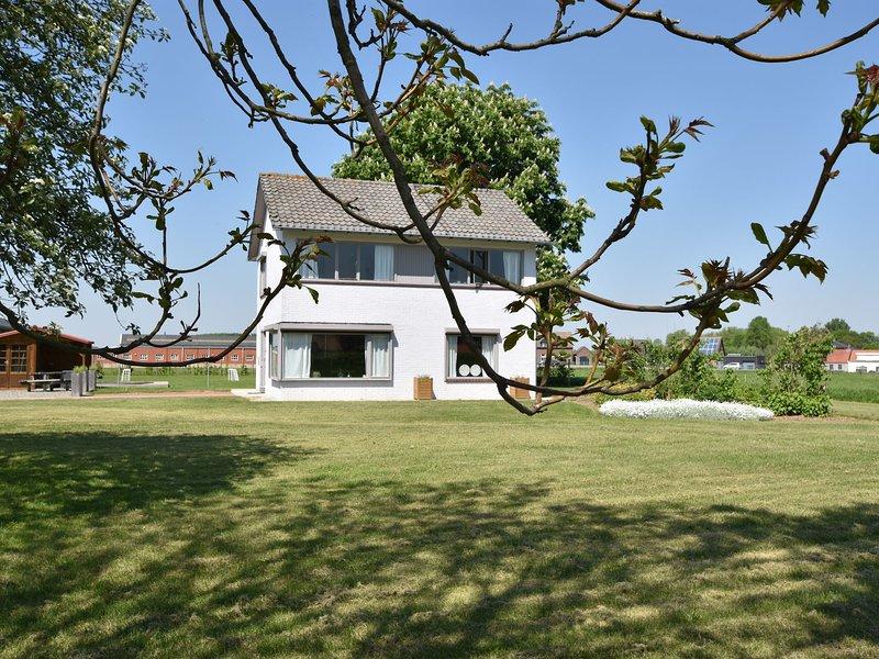 Modern Villa in Terneuzen with Garden, holiday rental in Terneuzen