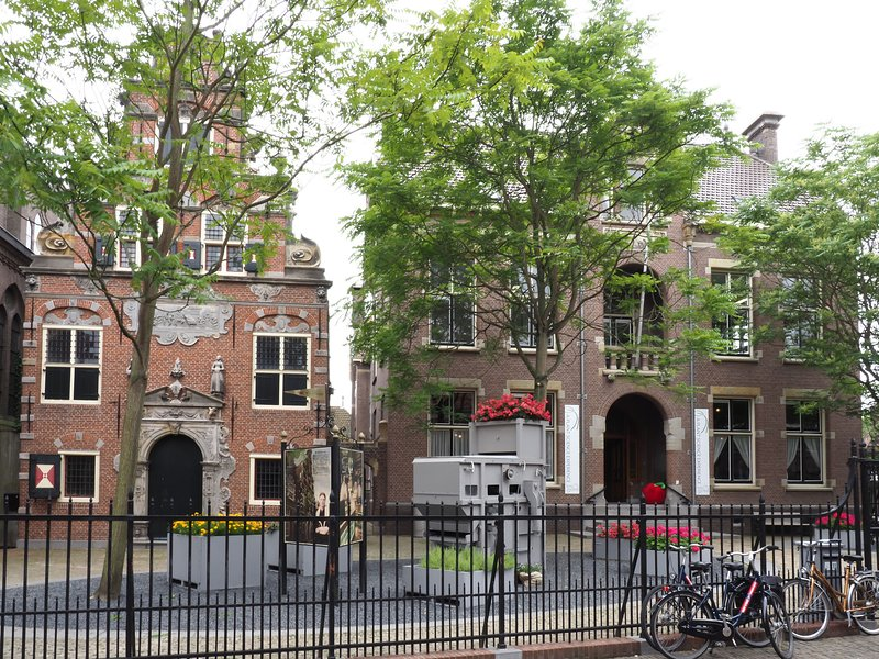 Unique group accommodation for up to 32 people in the centre of Enkhuizen – semesterbostad i Andijk