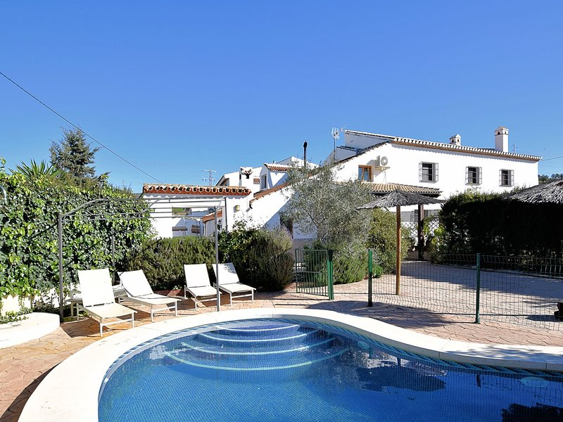 Upscale Cottage in Andalusia with private terrace and pool – semesterbostad i Casabermeja