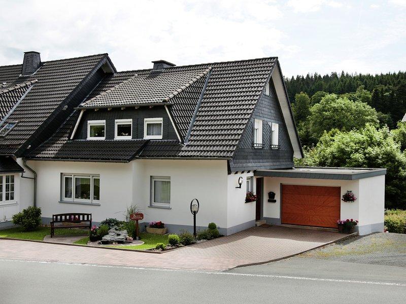 Luxury Apartment in Küstelberg Sauerland near Ski Area, casa vacanza a Kustelberg