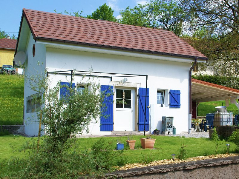 Nice Holiday Home in Haut-du-Them-Château-Lambert with Terrace, holiday rental in Ronchamp
