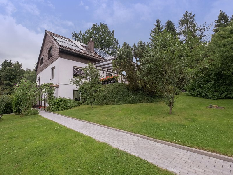 Charming holiday residence in the Harz with wonderful excursion opportunities., holiday rental in Einbeck