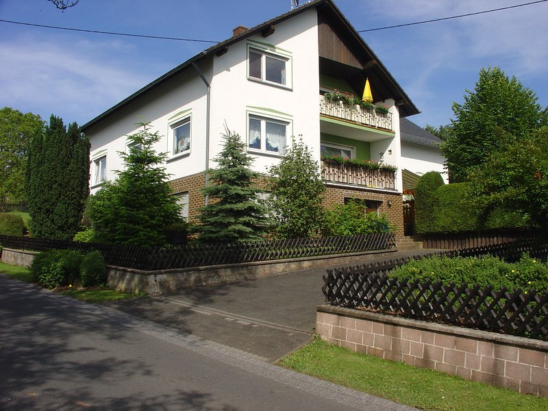 Comfortable Apartment in Wilsecker near the Forest, holiday rental in Bitburg