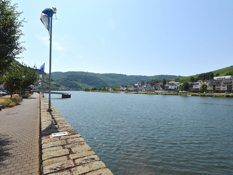 Lovely modern apartment, walking distance from the Mosel, shops and restaurants, holiday rental in Sohren