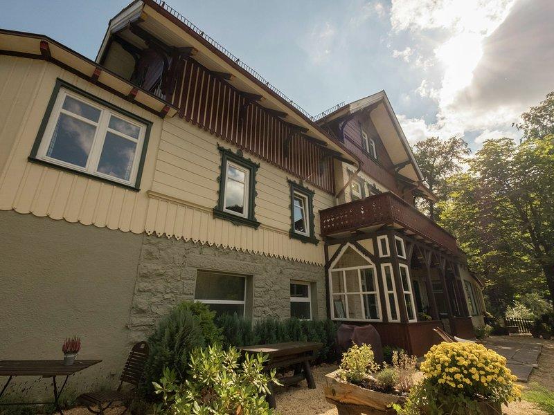 Rustic Vacation Home With Terrace in Bad Harzburg Germany, alquiler vacacional en Bad Harzburg
