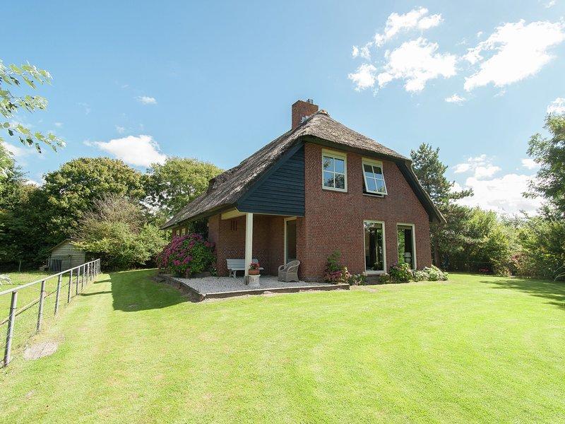 Luxurious Mansion in Callantsoog with Sauna, aluguéis de temporada em Westerland