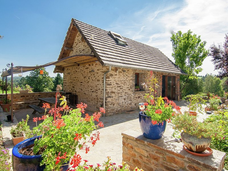 Comfortable gite in picturesque medieval village, vacation rental in Segur-le-Chateau