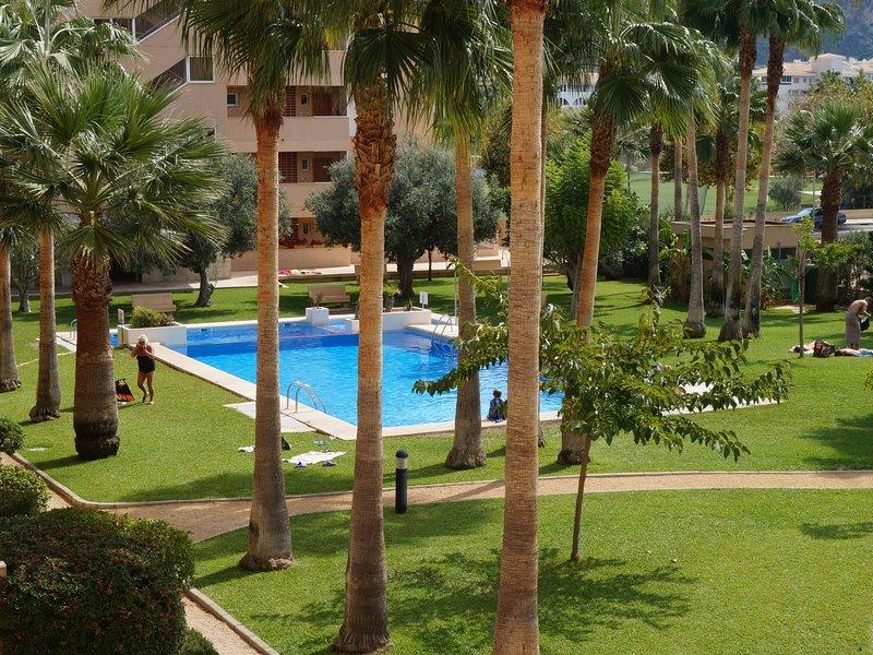 Charming Apartment in L'Albir  with Swimming Pool, holiday rental in El Albir