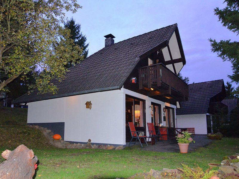 Spacious, atmospheric holiday home in a top location where you can enjoy peace a, location de vacances à Frankenberg