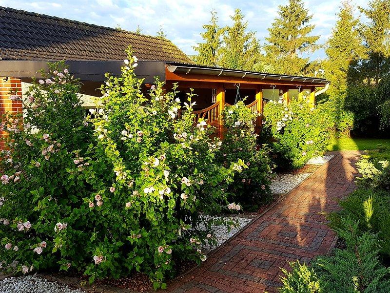 Cozy Apartment in Satow Kuhlungsborn & Doberan with garden, casa vacanza a Goldberg