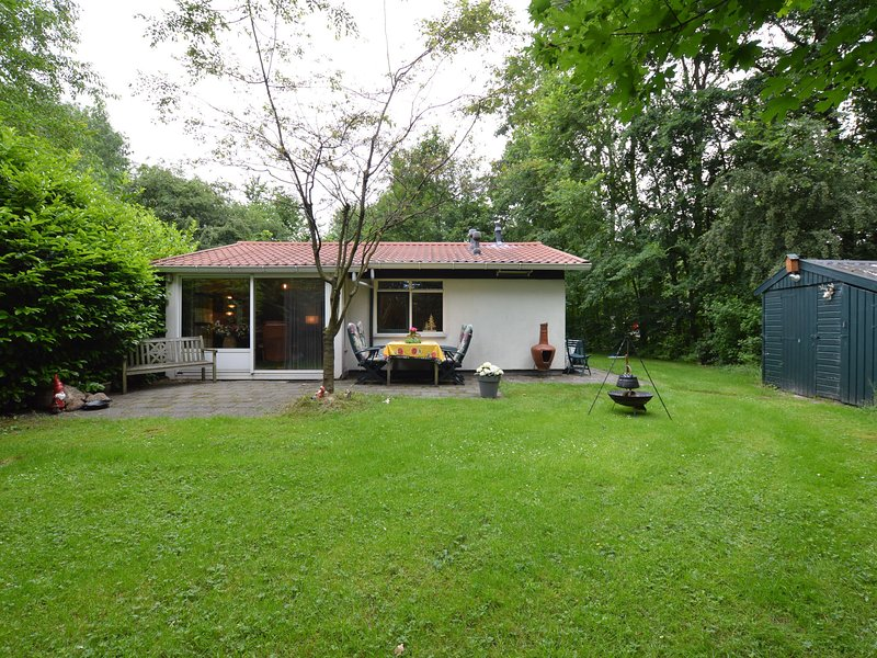 Pitoresk cottage on Park Hunzebergen with lots of space and privacy, alquiler vacacional en Borger