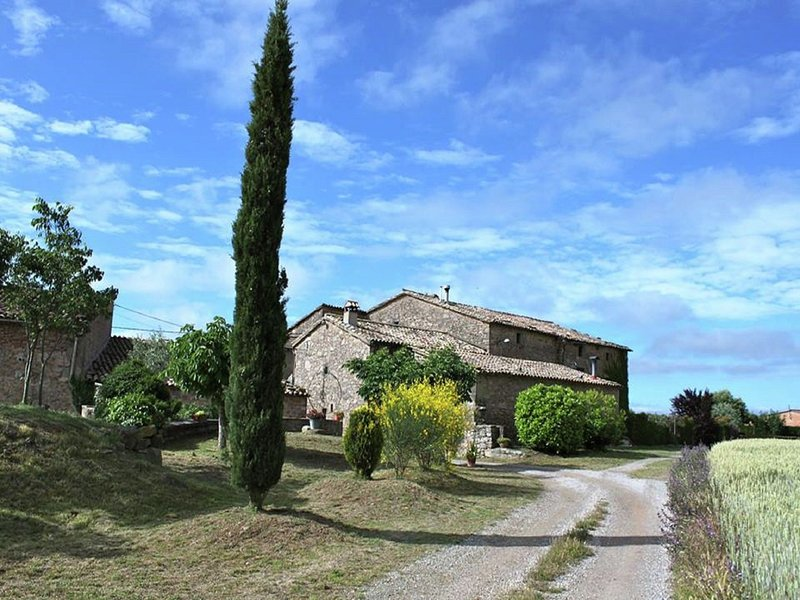 Catalonian country house near Montmajor., alquiler vacacional en Cardona