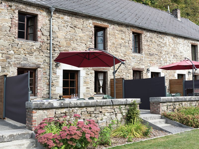 An Annex on the estate of a 17th century castle, vacation rental in Bourseigne-Vieille