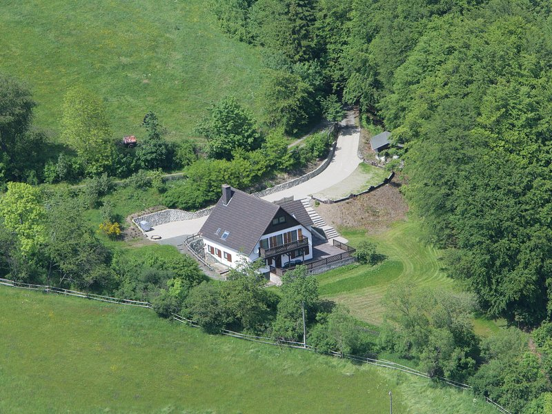 Cozy Holiday home in Düdinghausen Sauerland near Ski area, location de vacances à Korbach