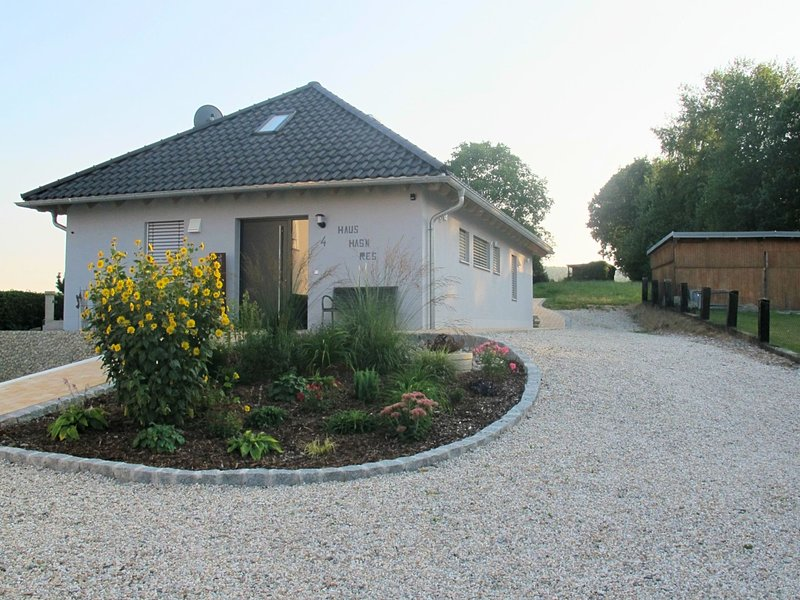 Spacious Holiday Home in Kleinwinklarn with Pool, location de vacances à Bodenwohr