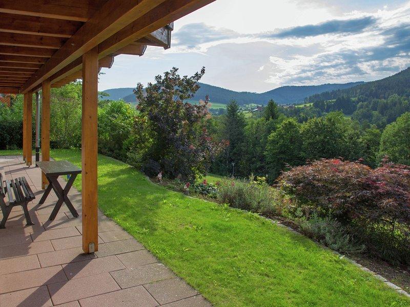 Cozy Apartment in Klosterreichenbach near Ski Area, aluguéis de temporada em Kniebis