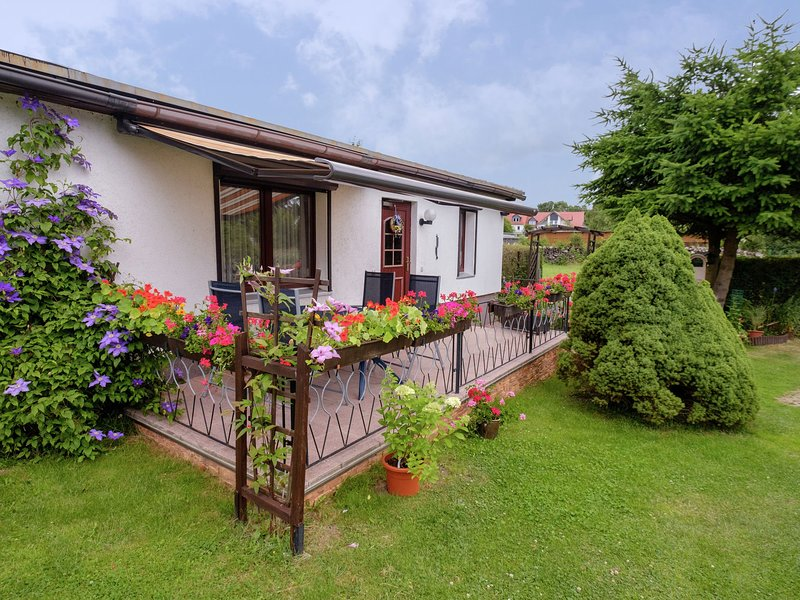 Cozy Holiday Home in Hasselfelde with Private Terrace, vacation rental in Rubeland