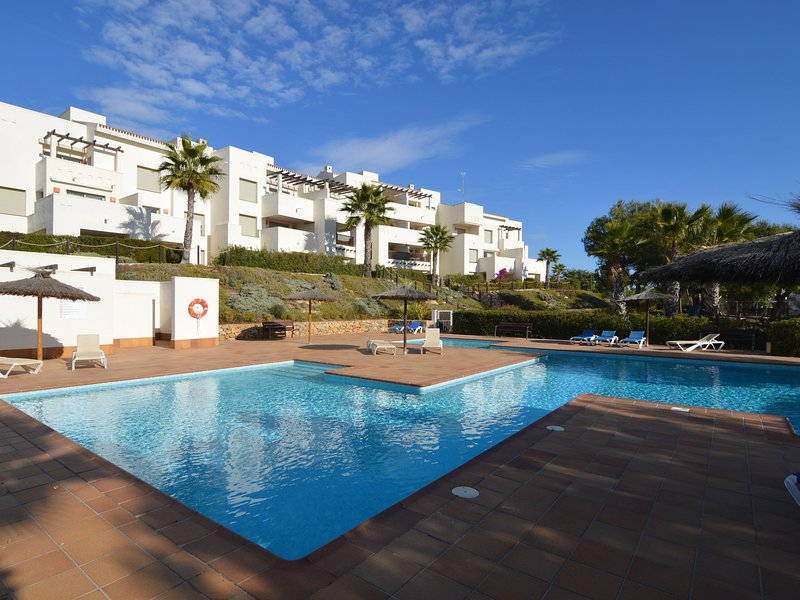 Lovely Apartment with Swimming Pool in Orihuela, holiday rental in Lo Rufete