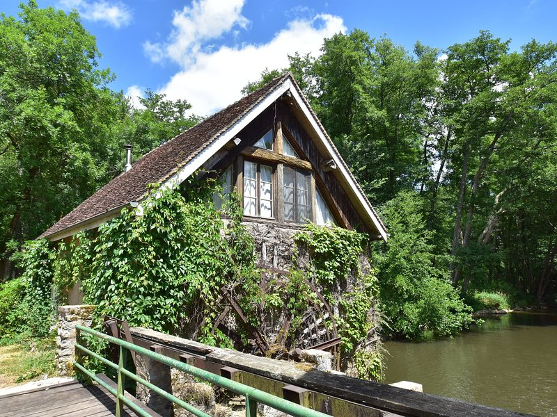 Peaceful Holiday Home in Burgundy, next to River, holiday rental in Vignol