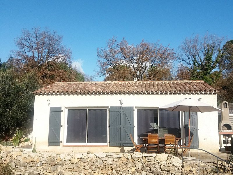 Modern Holiday Home with Private Pool in Brignoles, holiday rental in Le Val