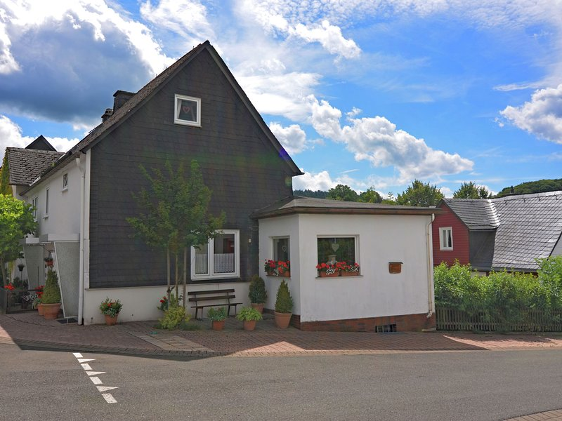 Small, modern apartment on the ground floor near Willingen with private terrace, casa vacanza a Eimelrod