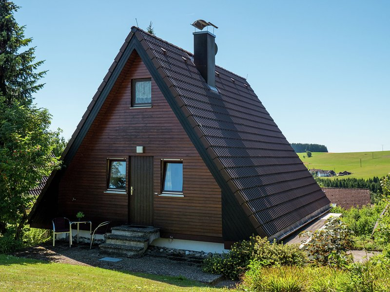 Detached house in a holiday park in the Hotzenwald with terrace and garden, holiday rental in Laufenburg