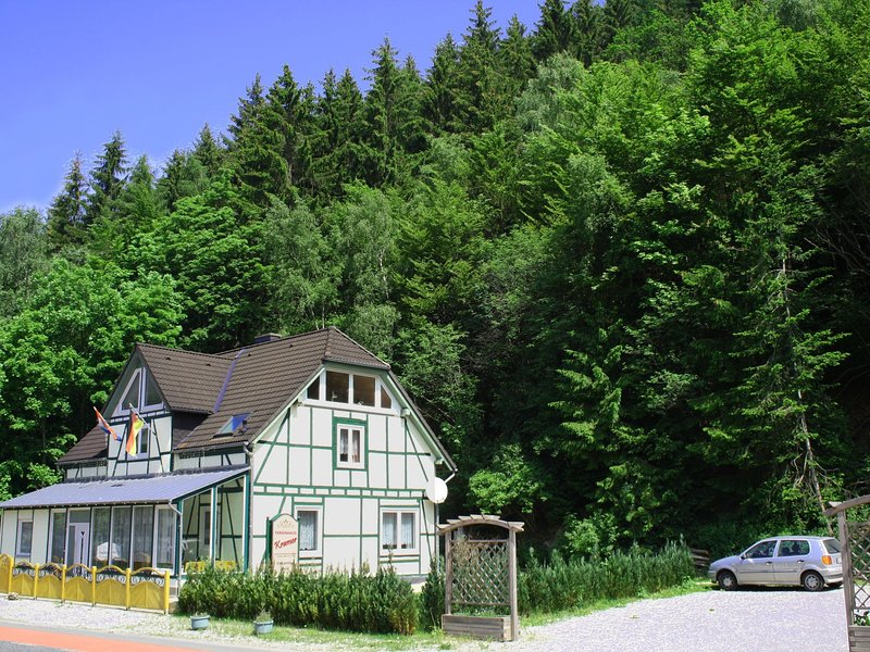 Modern Holiday Home in Brilon-Wald near Ski Area, holiday rental in Ruthen