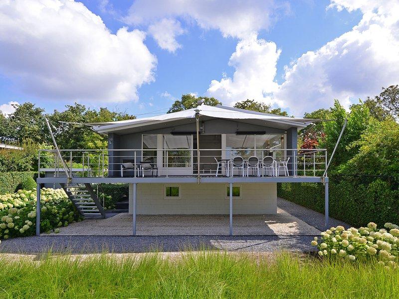 Detached villa for 8 people at Veerse Meer, vacation rental in Veere