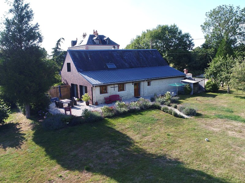 Detached holiday home in the Normandy countryside, Ferienwohnung in Vouilly