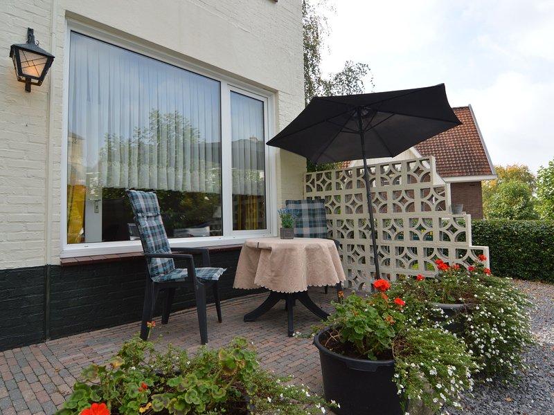 Modern Apartment in Schin op Geul with Private Terrace, vakantiewoning in Valkenburg