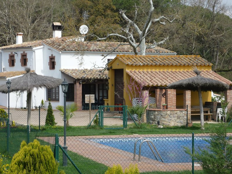 A farmhouse, with a private swimming pool in the Costa Brava., holiday rental in Vilobi d'Onyar