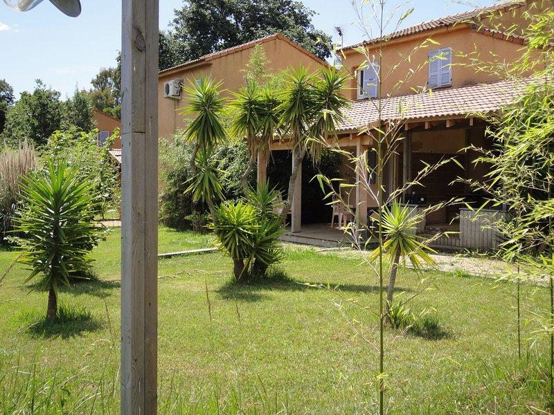 Amazing Villa in Poggio-Mezzana on the Beachside, casa vacanza a Poggio-Mezzana