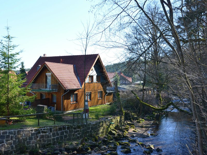Cozy Holiday Home in Elend Harz with Private Sauna, aluguéis de temporada em Elend