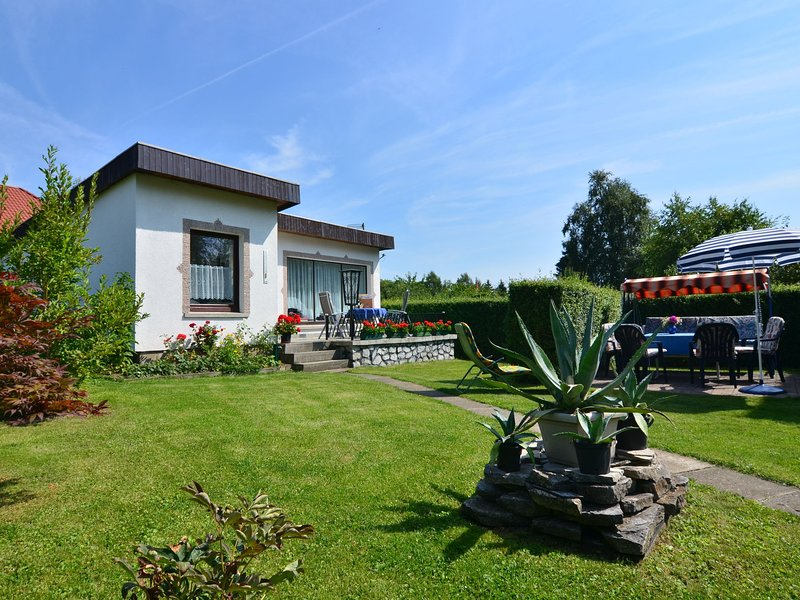 Detached holiday house in a tranquil setting amidst the lovely Harz region, aluguéis de temporada em Elend