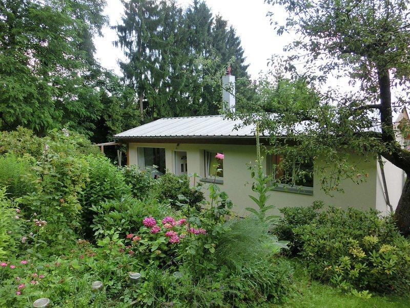 Cozy Holiday Home in Wernigerode with Private Garden, alquiler de vacaciones en Wernigerode