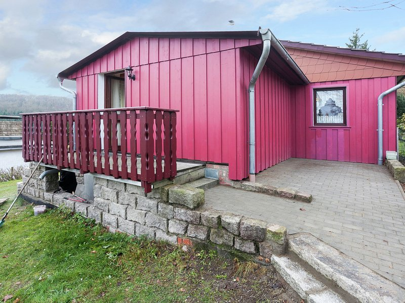 Quaint Holiday Home in Güntersberge near Lake, vacation rental in Allrode