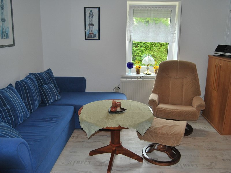Cozy Apartment in Bastorf with Terrace, holiday rental in Wendelstorf