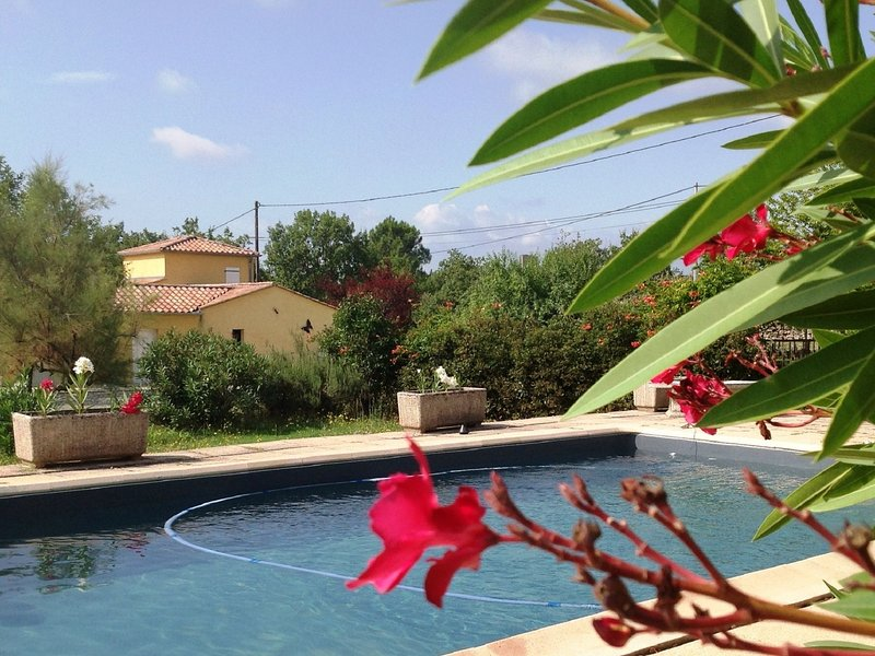 Cozy Holiday Home in Largentière with Private Pool, holiday rental in Uzer