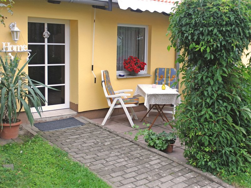 Small Holiday home in Dankerode Germany with Private Terrace, vacation rental in Hayn