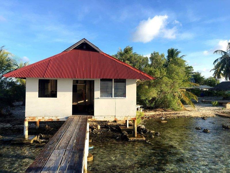 Takovea island, vacation rental in Tuamotu Archipelago